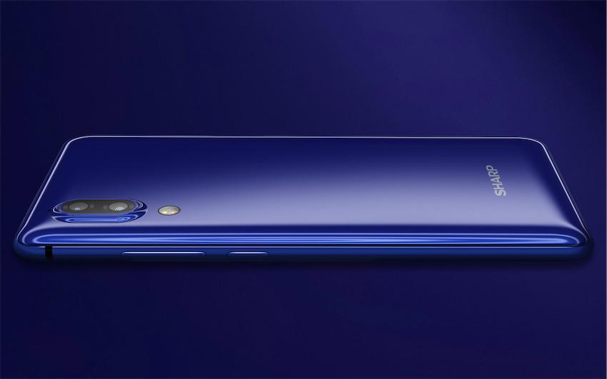 Sharp ra mắt điện thoại Aquos S2 màn hình viền siêu mỏng, camera kép tại Việt Nam