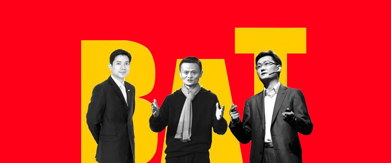 Bộ ba Baidu, Alibaba và Tencent 1