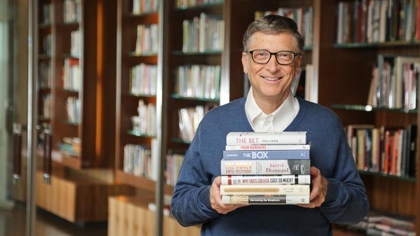 4 mẹo đọc sách của tỉ phú Bill Gates giúp bạn khám phá tri thức hiệu quả