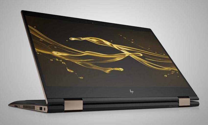 HP nâng cấp Spectre x360 15 với CPU Intel mới, cảm biến vân tay