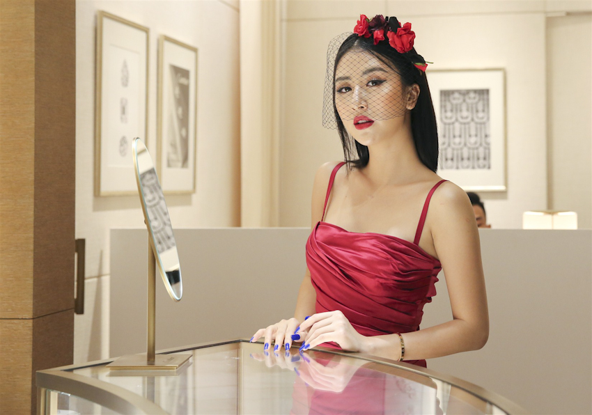 Cartier tái khai trương với diện mạo hoàn toàn mới tại Khách sạn Rex