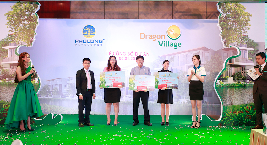 Khách hàng chen chân mua nhà dự án Dragon Village