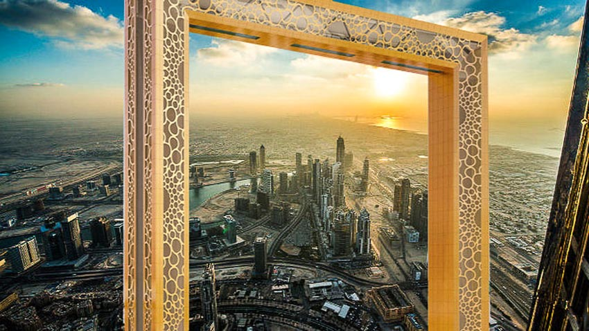 Image result for 'Khung ảnh' lớn nhất thế giới