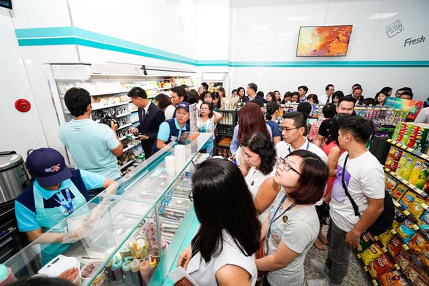 Chuỗi cửa hàng tiện lợi GS25 Hàn Quốc chính thức vào Việt Nam