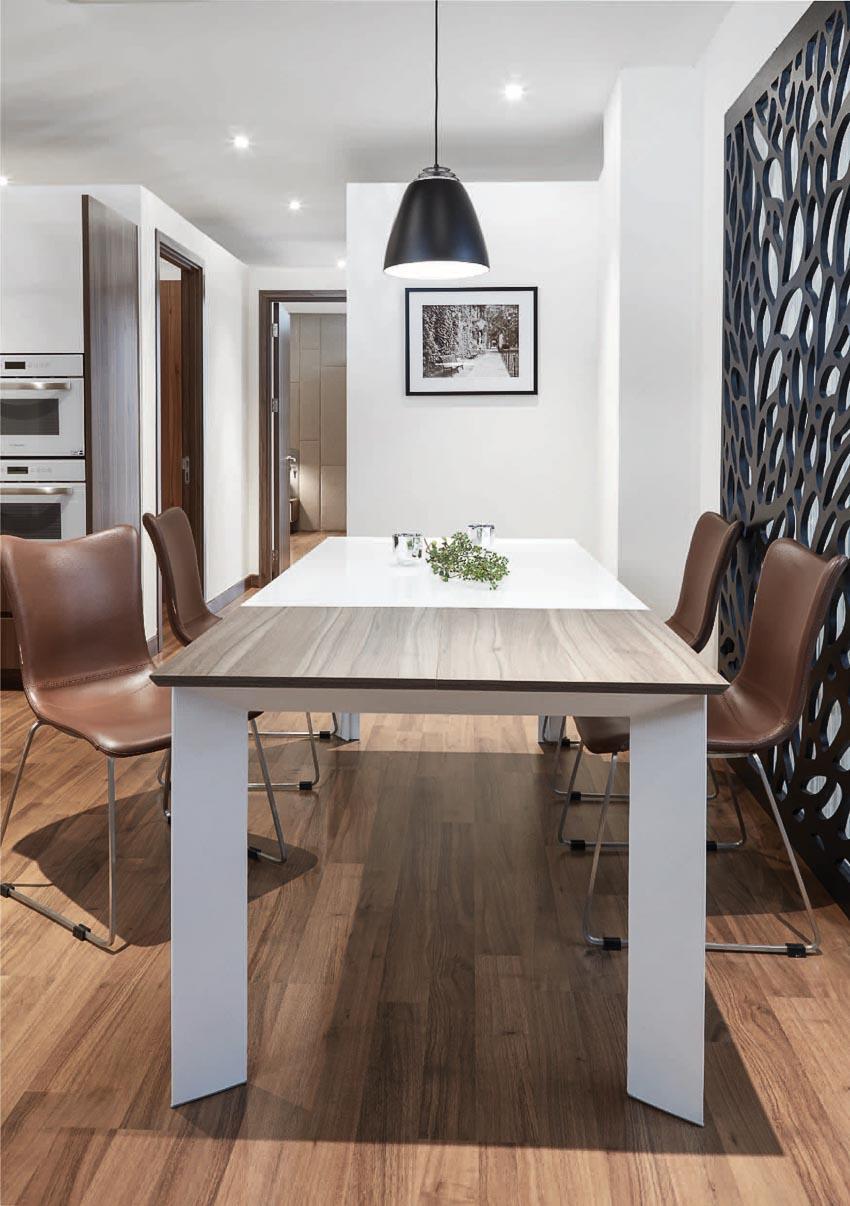 Những bộ bàn ghế cho phòng ăn hiện đại trong năm mới