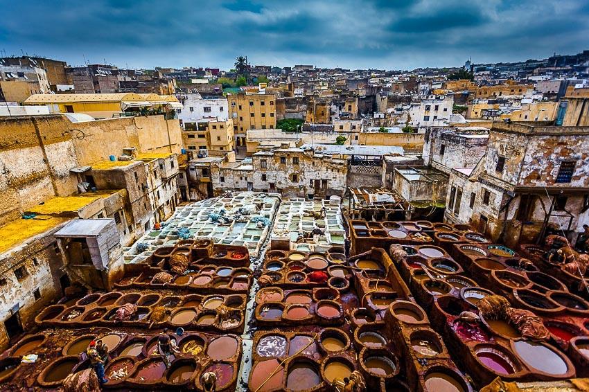 Những điểm đến hấp dẫn ở Morocco
