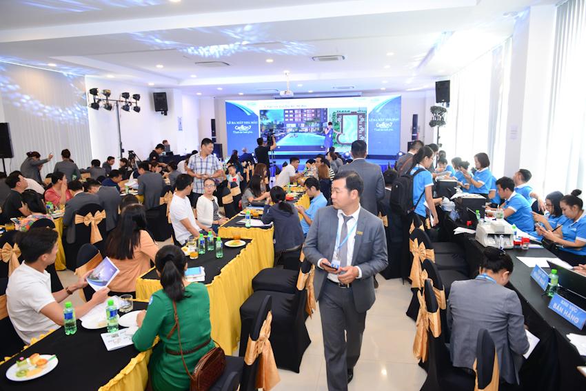TTC LAND khai trương nhà mẫu dự án Carillon 7 khu tây Sài Gòn