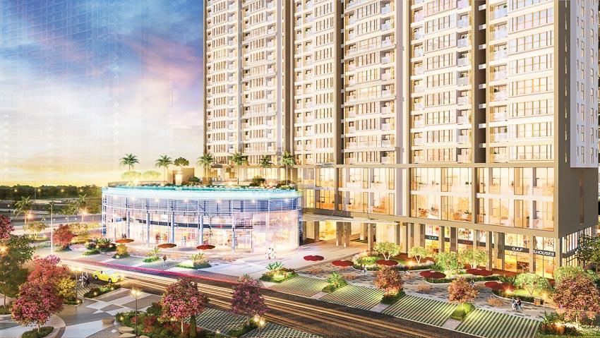 Người đăng ký mua căn hộ thuộc The Signature cao gấp 5 lượng sản phẩm được đưa ra