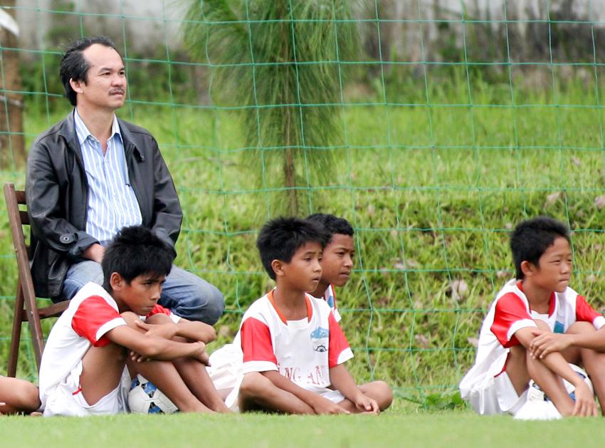Bầu Đức: Người thầm lặng đứng sau thành công của U23 Việt Nam