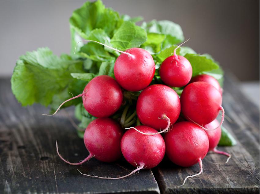 Dinh dưỡng tuyệt vời từ 8 loại rau củ chứa ít calo