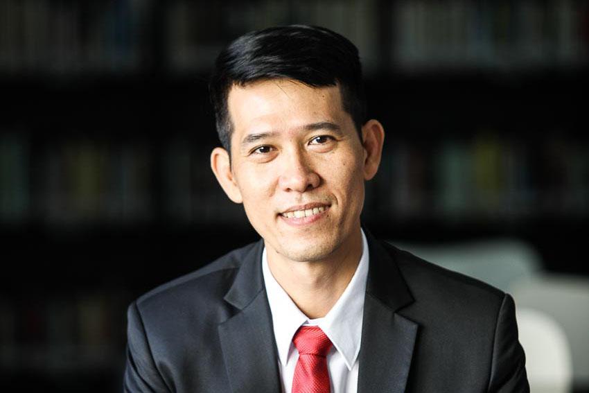 Cao đẳng Việt Mỹ có thầy hiệu trưởng mới