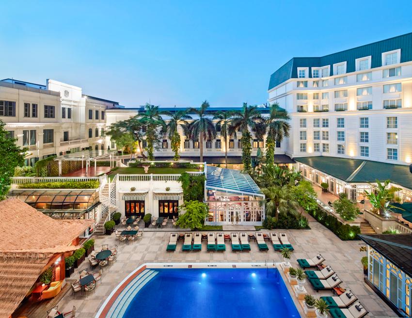 Condé Nast Traveler lại đưa Metropole Hà Nội vào Gold List 2018