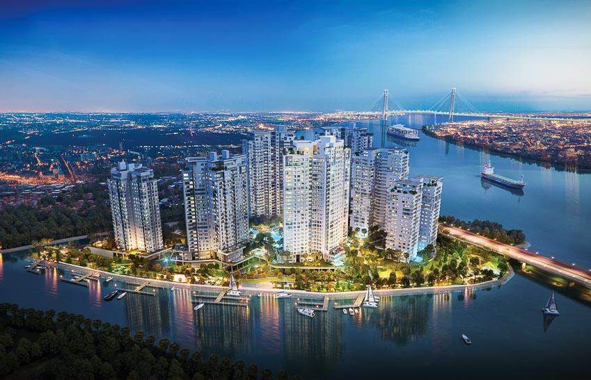 Khu vực phía Đông và Nam sẽ tiếp tục là điểm nóng của thị trường bất động sản TP.HCM trong năm 2018