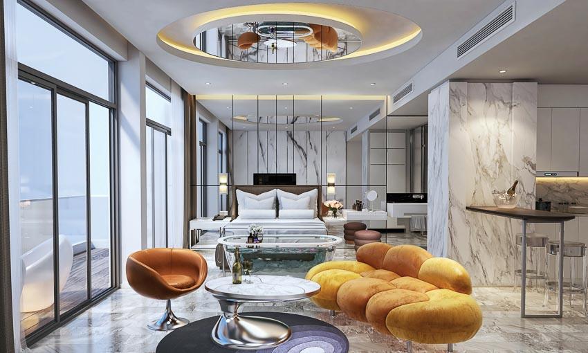 Sở hữu căn hộ Coco Música Resort với khoản tiền từ 790 triệu đồng
