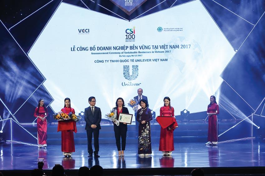 Bà Nguyễn Thị Bích Vân - Chủ tịch Unilever Việt Nam: Phát triển bền vững giúp tăng trưởng kinh doanh