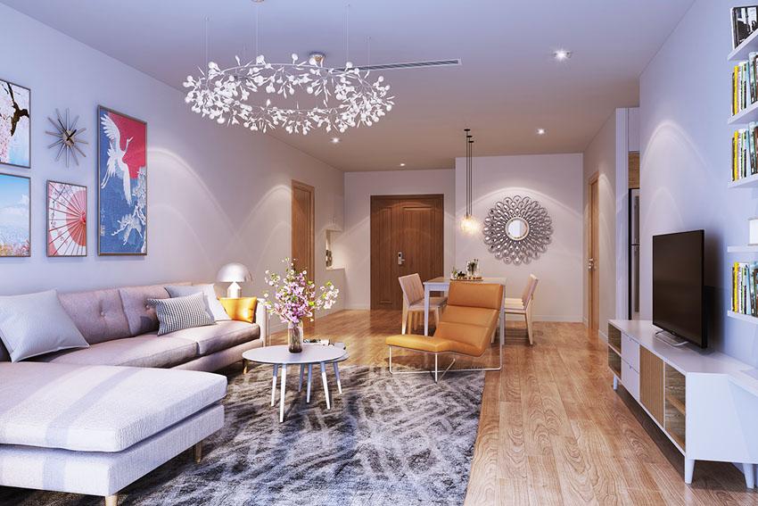 Khai trương căn hộ mẫu dự án Hinode City