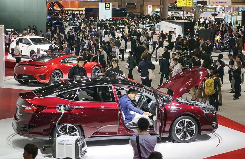 Thị trường ôtô Việt Nam: Nhìn lại một năm đầy biến động