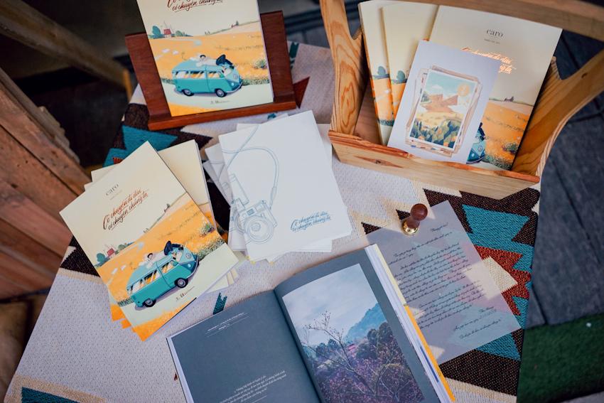 Có chuyến đi dài, có chuyện chúng ta - Những cánh thư từ cuộc phiêu lưu tuổi trẻ