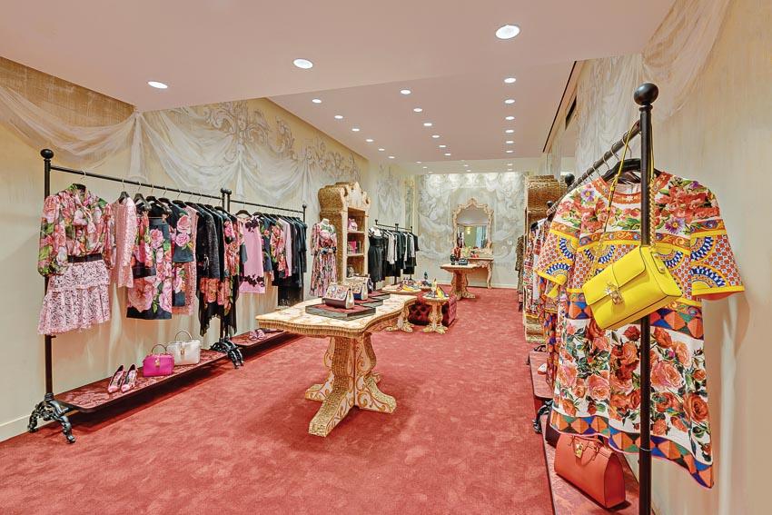net-dac-trung-Dolce- &-Gabbana