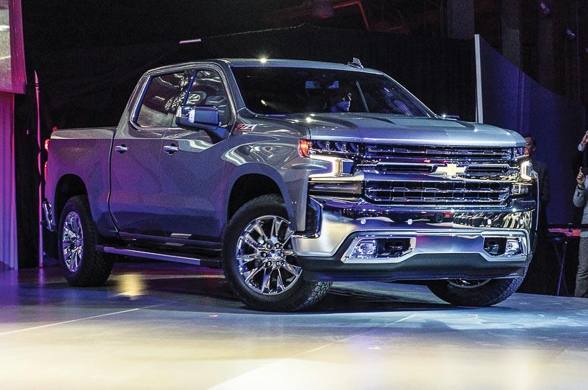 Triển lãm ôtô Detroit 2018: Xe bán tải và SUV tiếp tục giữ ngôi vương