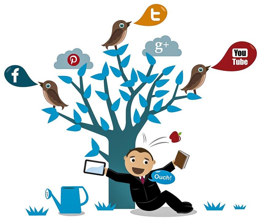 Để tiếp thị bằng truyền thông xã hội đạt hiệu quả 1
