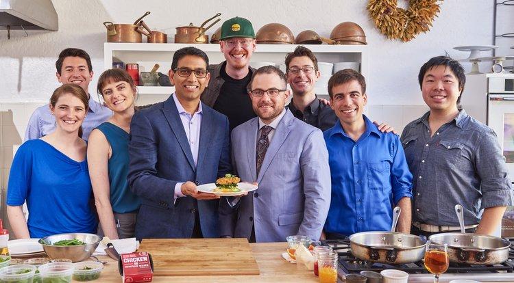 """Startup """"trồng"""" thịt nhận vốn từ tập đoàn cung cấp thịt toàn cầu"""