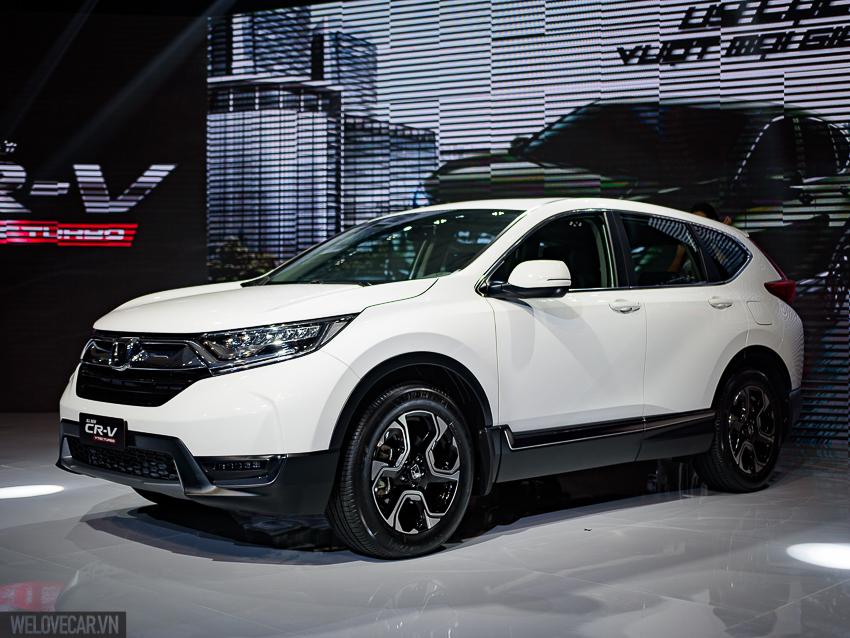 Doanh só bán xe Honda tang tói 300%, dòng xe sang nuóc Dúc Mercedes-Benz bát ngò giảm sóc
