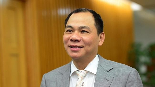 """Tỷ phú Phạm Nhật Vượng nói về chiến lược """"5 hóa"""" của Vingroup"""