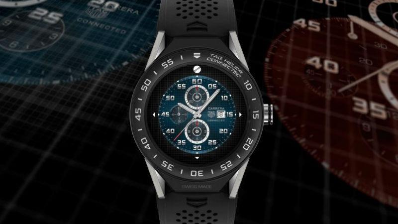TAG Heuer vừa trình làng mẫu smartwatch Connected Modular 41 tại Geneva