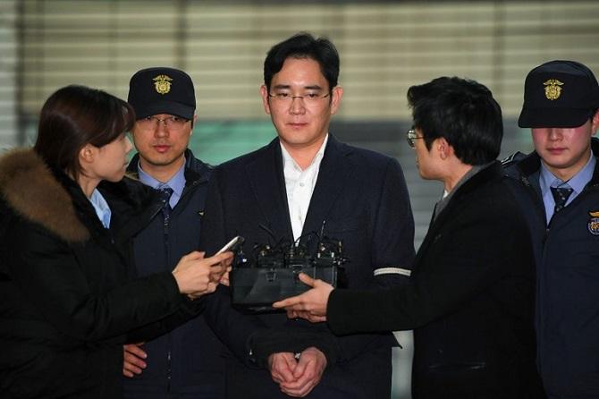 Samsung, ông Jay Y. Lee