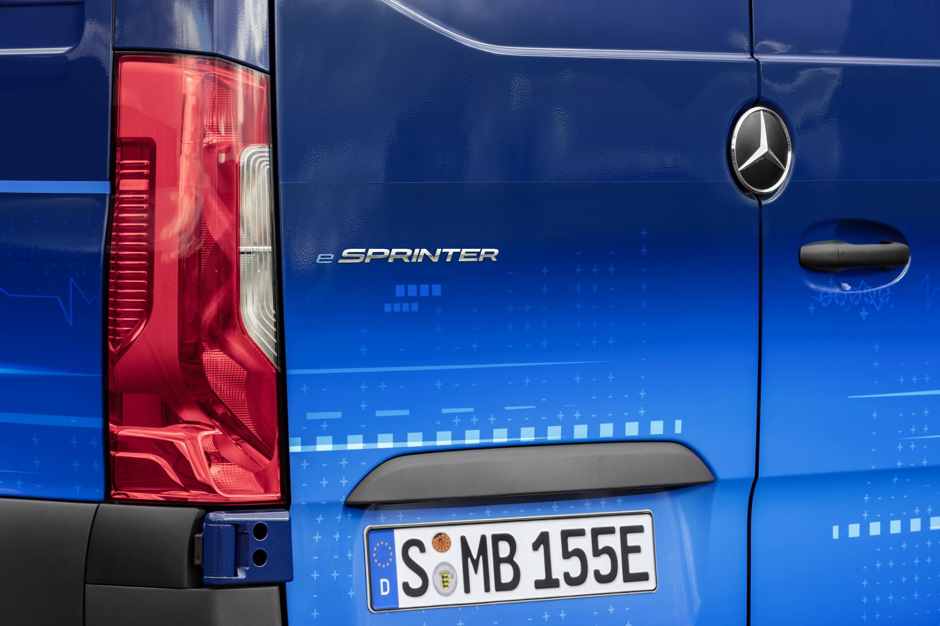 Mercedes-Benz Sprinter Tourer