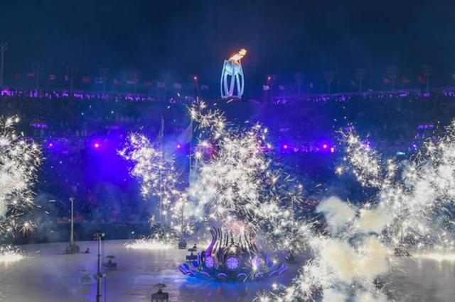 Lễ khai mạc Olympic mùa đông Pyeongchang rực rỡ và hiện đại