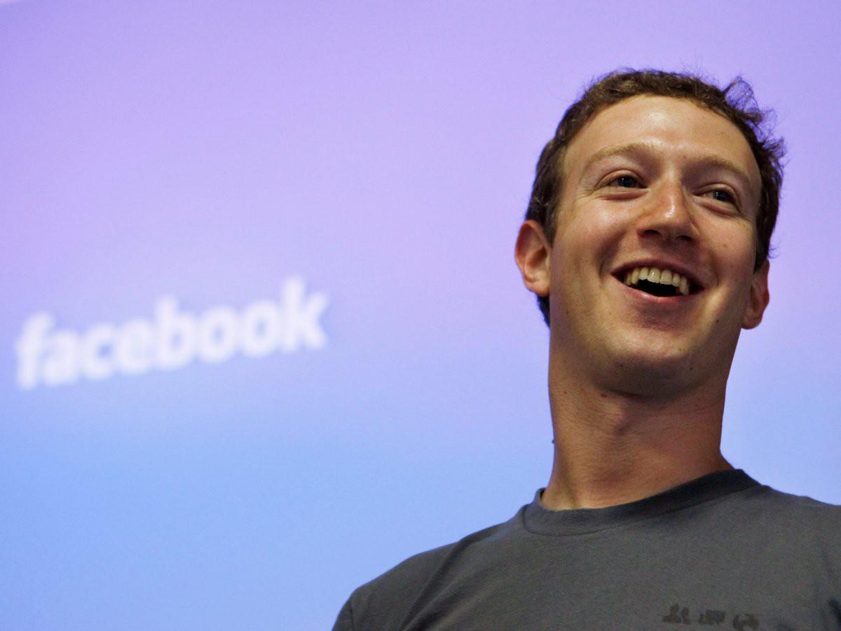 5. Facebook – Giá trị thương hiệu: 89,7 tỷ USD