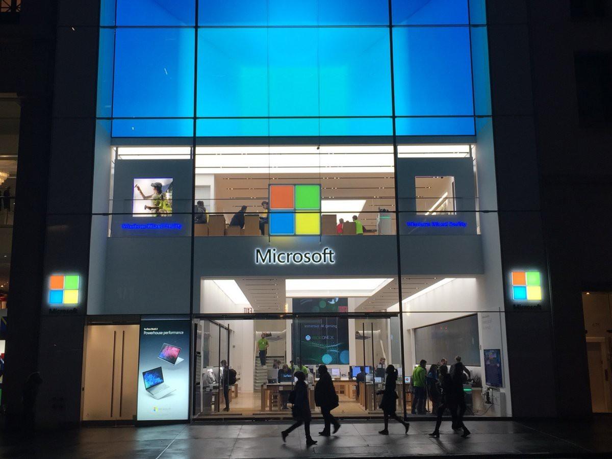 7. Microsoft - Giá trị thương hiệu: 81,2 tỷ USD