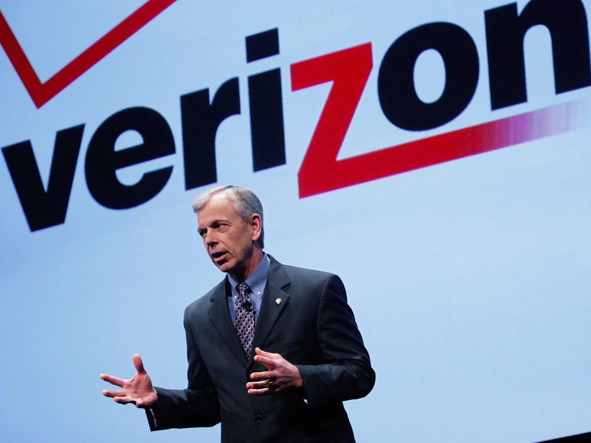 8. Verizon – Giá trị thương hiệu: 62,8 tỷ USD