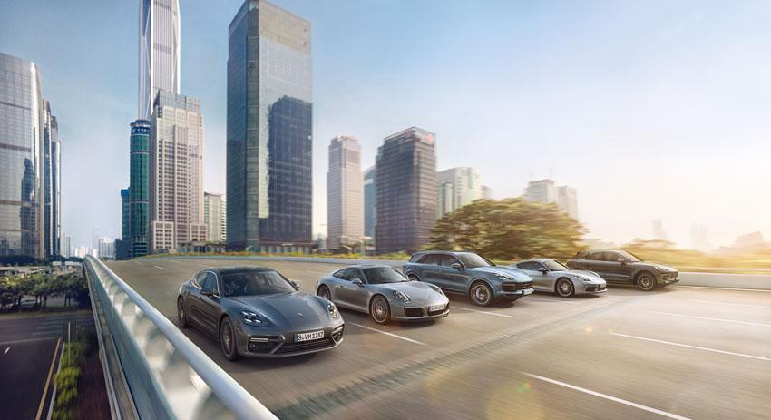 Mẫu xe Macan bán chạy nhất khu vực Châu Á Thái Bình Dương trong năm 2017 của Porsche
