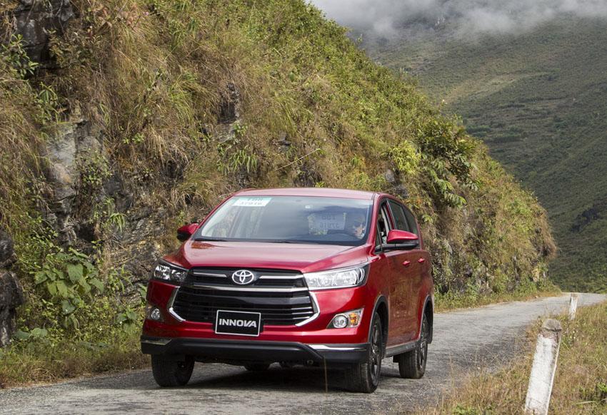 Toyota Vios tiếp tục dẫn đầu số lượng xe bán ra trong tháng 1/2018