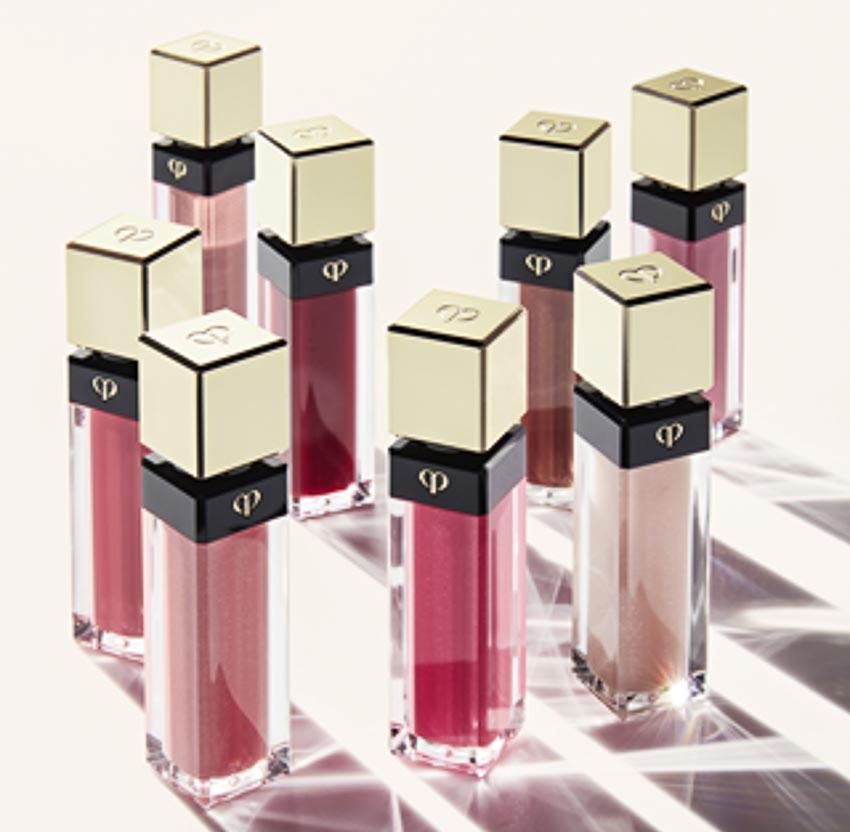 Bộ sưu tập New Radiant Lip Gloss SS 2018 của Clé de Peau Beauté