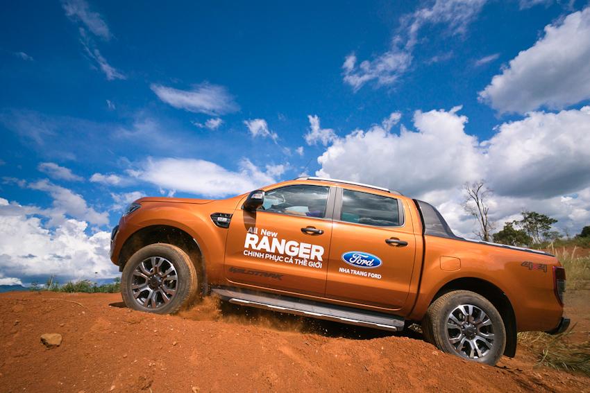 Ford Ranger đạt doanh số kỷ lục tại khu vực châu Á - Thái Bình Dương