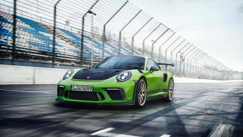 Porsche sẽ ra mắt 911 GT3 RS facelift 2018: mạnh mẽ và cuốn hút