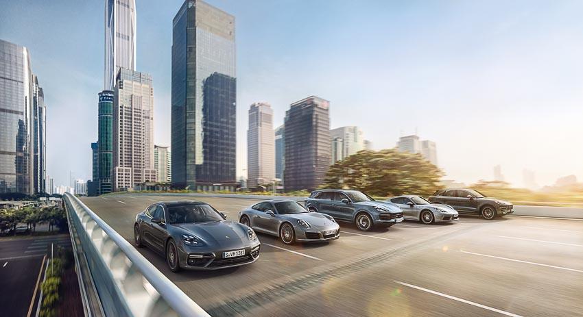 Porsche khu vực châu Á - Thái Bình Dương thu kết quả kinh doanh tích cực trong năm 2017