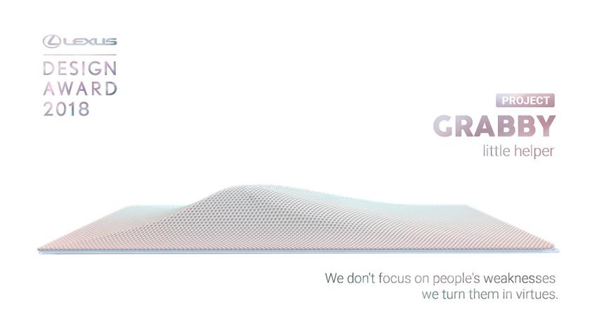 Các tác phẩm được góp mặt tại vòng chung kết giải thưởng thiết kế Lexus 2018