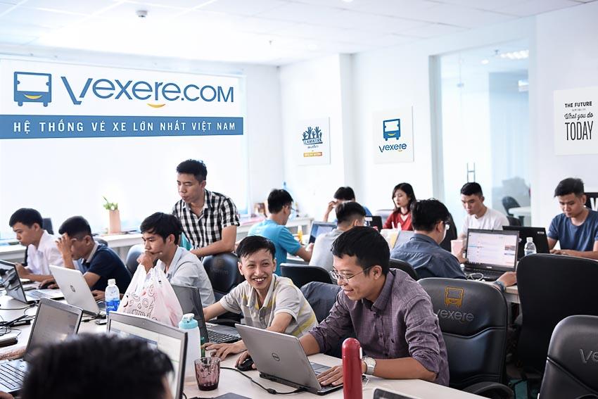 Hệ thống vé xe lớn nhất Việt Nam VeXeRe.com nhận được đầu tư từ Quỹ đầu tư Singapore