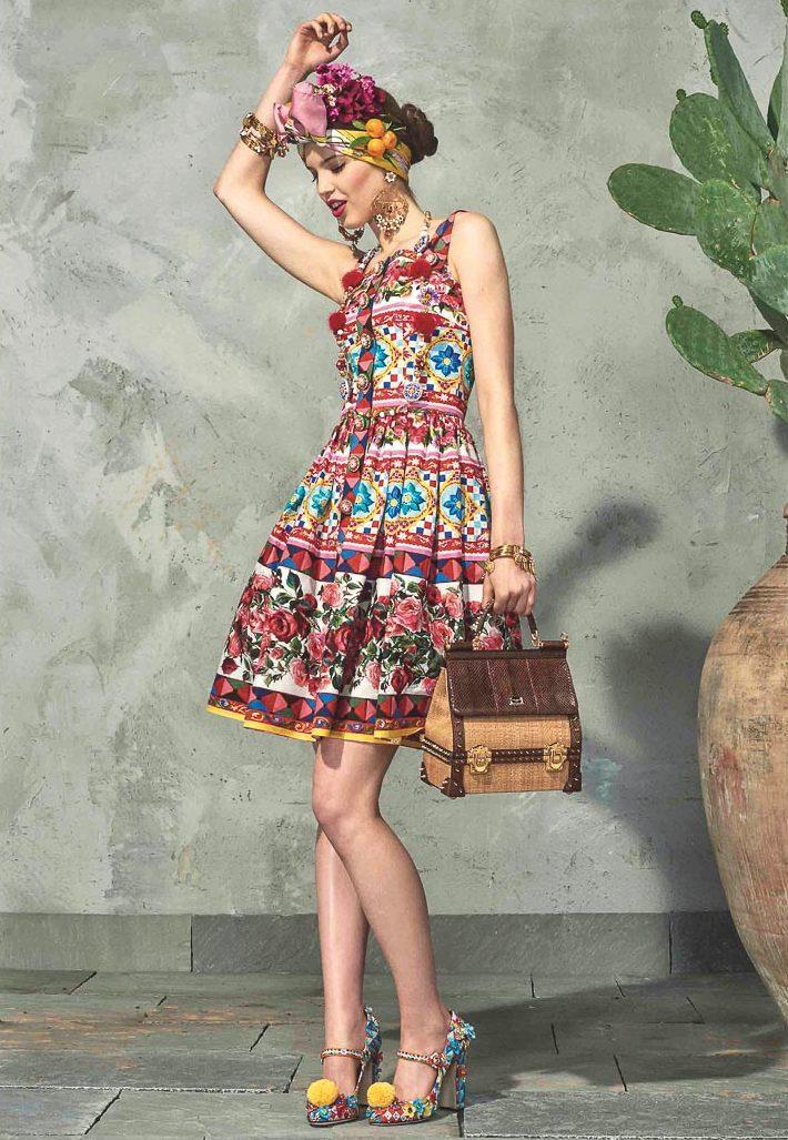 Dolce & Gabbana - Câu chuyện tình yêu được kể bằng sự lãng mạn của thời trang