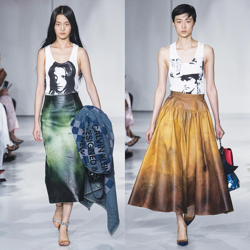 Nét mới mẻ trong xu hướng thời trang mùa xuân-hè 2018