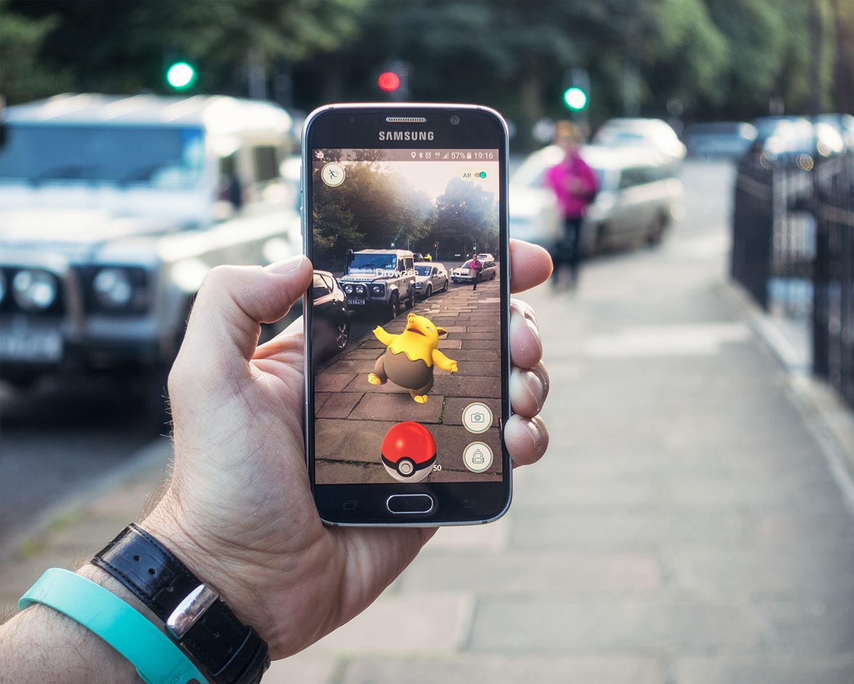 Pokemon GO từng thu hút nhiều người chơi tại Việt Nam.