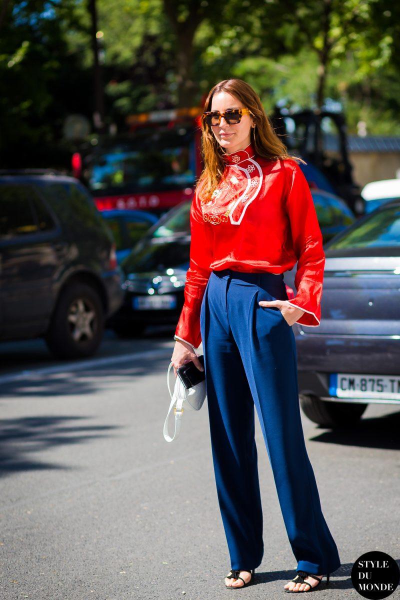 """""""Bỏ túi"""" ngay 5 cách phối đồ đẹp với gam màu đỏ cho Tết thêm rực rỡ"""