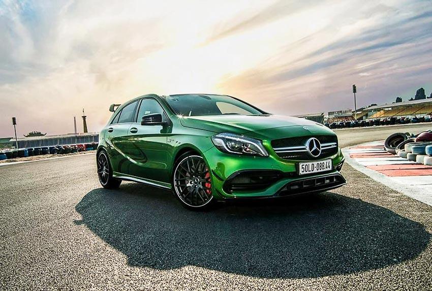 Học viện Mercedes 2020
