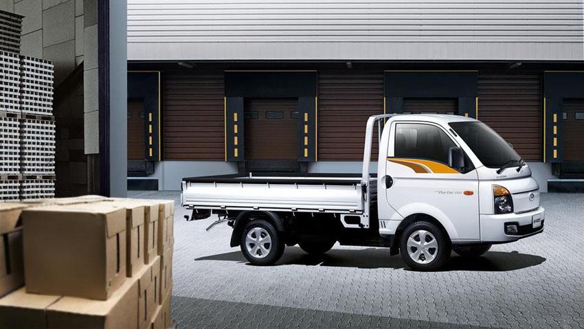 Hyundai ra mắt mẫu xe tải nhẹ New Porter 150 tại Việt Nam