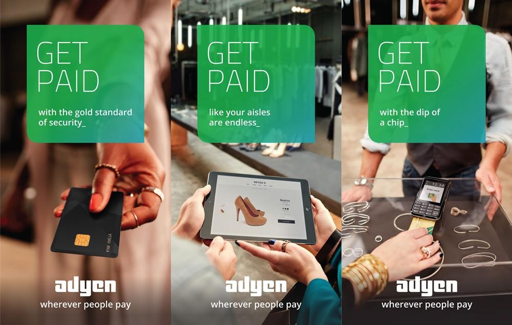 Sephora, startup dịch vụ thanh toán Hà Lan Adyen